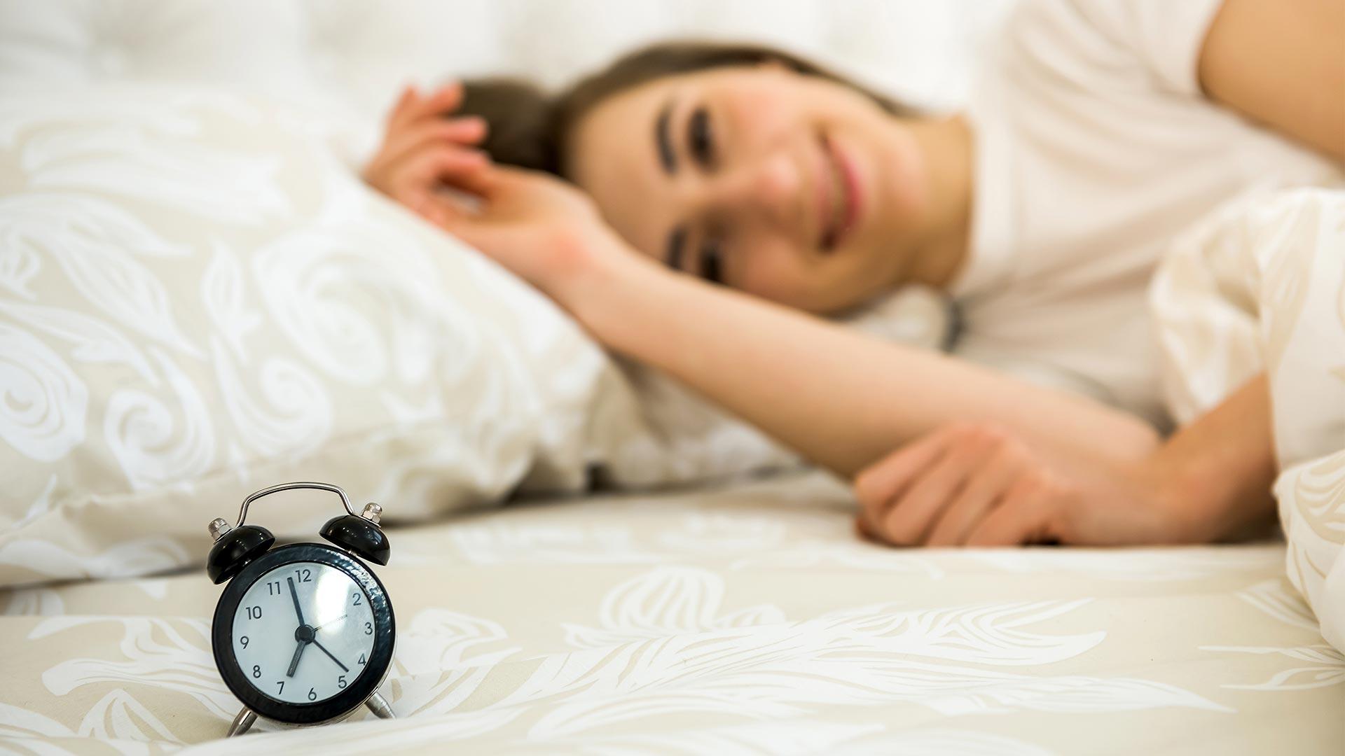 You are currently viewing 5 Vorteile von ausreichend Schlaf